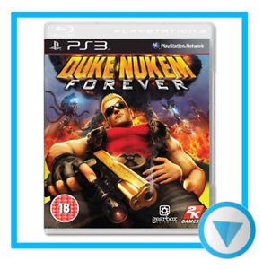 Duke Nukem Forever PlayStation 3 PS3 Game NEW UK PAL
