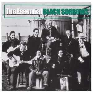 BLACK SORROWS The Essential CD NEW Joe Camilleri