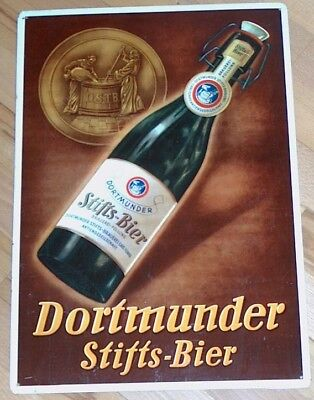 Dortmunder Stifts Brauerei C. Funke AG Dortmund hist DM Aktie 1969 Bier Oetker