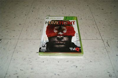 Homefront Xbox 360 Genuine Game Sealed