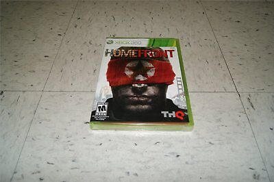 Homefront Xbox 360 Genuine Game Sealed