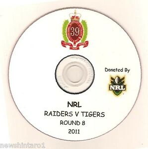 AUSTRALIAN-ARMY-DVD-NRL-RUGBY-LEAGUE-ROUND-8-2011