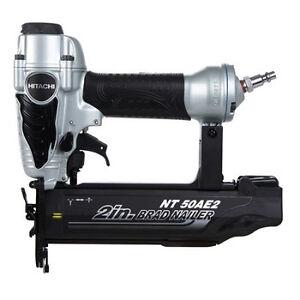 Hitachi-18-Gauge-2-in-Finish-Brad-Nailer-Kit-NT50AE2-NEW