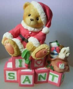 CHERISHED-TEDDIE-CLARENCE-PARADE-OF-GIFTS-EXCLUSIVE-500364-MINT-SPECIAL