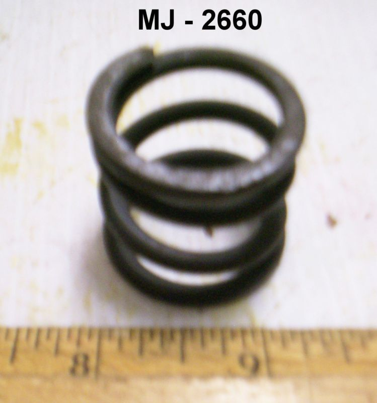 Meggitt Aircraft Braking Systems - Compression Helical Spring P/N: 9522911 (NOS)