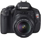 Canon EOS Rebel T3i / 600D 18.0 MP Digital SLR Camera - Black (Kit w/ EF-S IS II 18-55mm Lens) (5169B003)
