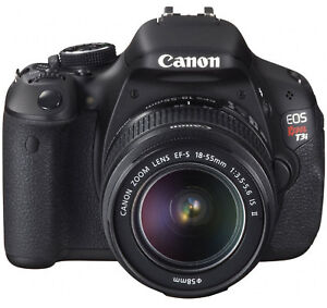 Canon EOS Rebel T3i / 600D 18.0 MP Digit...