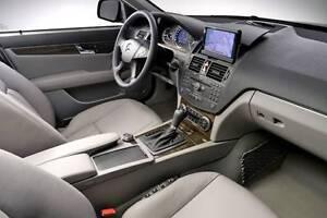 Mercedes benz c class w204 interior led xenon white bulbs for Interieur w204