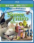 Shrek the Third (Blu-ray/DVD, 2011, Canadian)