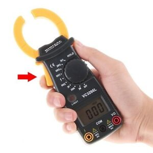 AC/DC DIGITAL MULTIMETER & ELECTRONIC AC CLAMP METER