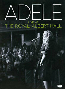DVD-CD-Set-Live-at-the-Royal-Albert-Hall-Adele-Sealed-New-2011