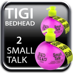 TIGI-BEDHEAD-SMALL-TALK-CREAM-200ml-PACK-OF-2