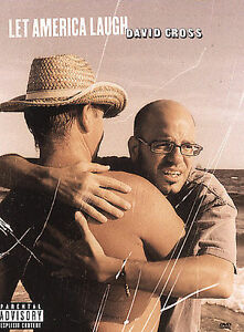 David-Cross-Let-America-Laugh-DVD-2003-FREE-SHIPPING-Comedy-Tour