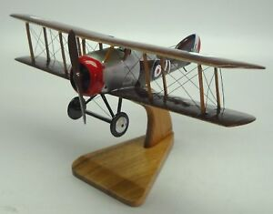 7-F-1-Snipe-Sopwith-Airplane-Desktop-Wood-Model-Big-New