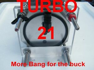 HHO TURBO 21 PLATE  DRY CELL   BUILD IT YOURSELF   HYDROGEN GENERATOR