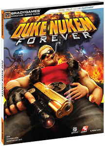 Duke Nukem Forever Official Strategy Guide BradyGames