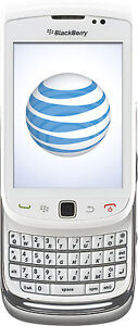 BlackBerry Torch 9800 - 4GB - White (AT&...