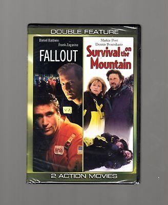 Fallout / Survival On The Mountain (dvd) Dennis Boutsikaris, Markie Post,