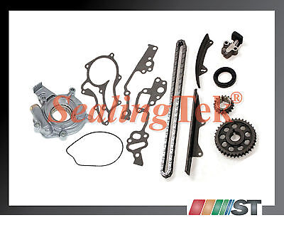 78-82 Toyota 20r 22r Engine Timing Chain Kit + Oil Pump Car Truck Autoparts Gear
