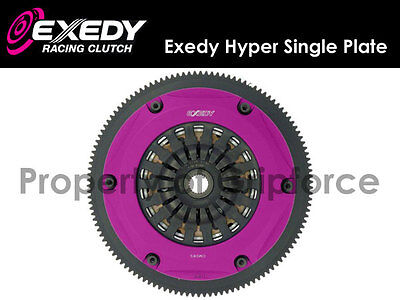 EXEDY RACING STAGE 3 HYPER SINGLE PLATE CLUTCH KIT HONDA B16A1 w/ S1 J1 Y1 CABLE