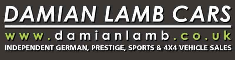 Damian Lamb Cars Ltd - Used Car Sales  Used Cars Dealer  Leyland Lancashire