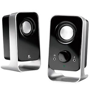 Logitech-LS11-2-0-Stereo-Speakers-for-Desktop-PC-Laptop-Computer-iPod-iPhone-NEW
