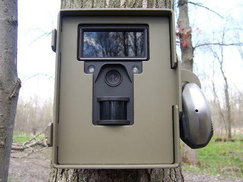 Bushnell Trophy Cam Security Box Fits 119466 119476 119466c 119476c Usa