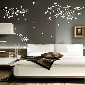 Large-Tree-Branches-Birds-Art-Wall-Stickers-Wall-Decals