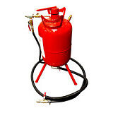 New-10-Gallon-Portable-Air-Sandblaster-Sand-Blaster-Kit-High-Pressure-Tank