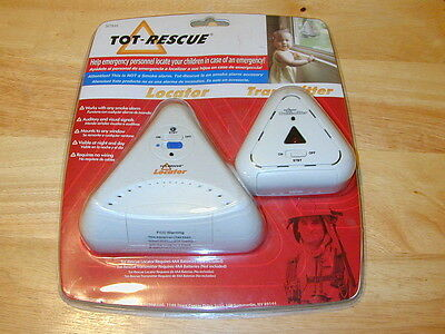 Tot-rescue Locator And Transmitter System Sealed