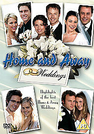 Home And Away: The Weddings - DVD NEW & SEALED