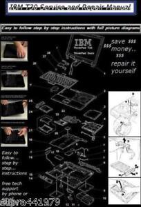 IBM-ThinkPad-Laptop-Repair-Service-Manual-All-Models