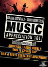 Music Appreciation 101 - Giftset (DVD, 2007, 3-Disc Set, Canadian)