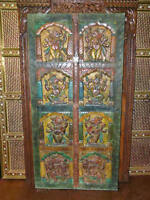 India Antique Wooden Carved Doors