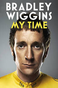 Bradley Wiggins: My Time: An Autobiography Cycling Olympics HB 2012 brand new