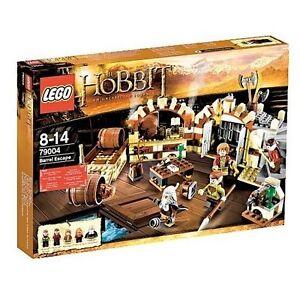 LEGO The Hobbit Barrel Escape (79004)   eBay