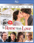 To Rome With Love (Blu-ray Disc, 2013)