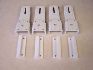Pop-Up-Camper-Roof-Latch-White-SET-OF-4-White-Catch-3