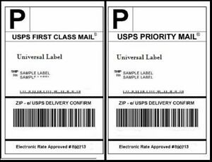 400 shipping labels 2 laser labels per sheet exact layout for Half page shipping label template