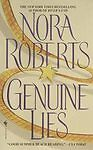 Genuine-Lies-by-Nora-Roberts-Hollywood-actress-biographer