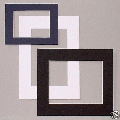 Passepartout - individueller Zuschnitt -  Maßanfertigung bis 40 x 50 cm*