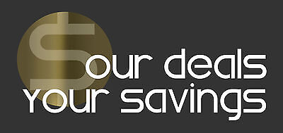 Our Deals Your Savings