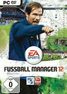 Fußball Manager 12 (PC, 2011, DVD-Box)