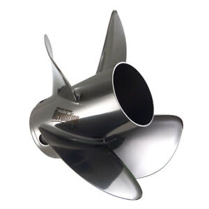 MERCURY-135-350-HP-14-5-8-x-19-REVOLUTION-4-STAINLESS-PROP