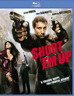Shoot 'Em Up (Blu-ray Disc, 2011, With Sucker Punch Movie Cash) (Blu-ray Disc, 2011)