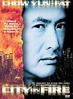 City on Fire (DVD, 2001)