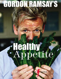 Gordon-Ramsays-Healthy-Appetite-Gordon-Ramsay-Good-Used-Book