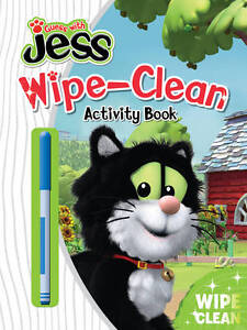 Guess with Jess: Wipe-Clean Activity Book, , New