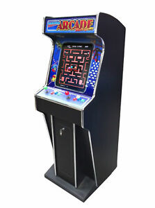 RETRO-ARCADE-MACHINE-60-GAMES-BIRTHDAY-PRESENT-NEW-SPACE-INVADERS-PACMAN
