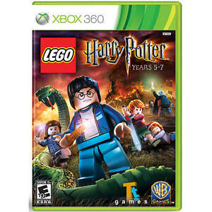 LEGO-HARRY-POTTER-YEARS-5-7-2011-XBOX-360-GAME-Kids-NEW